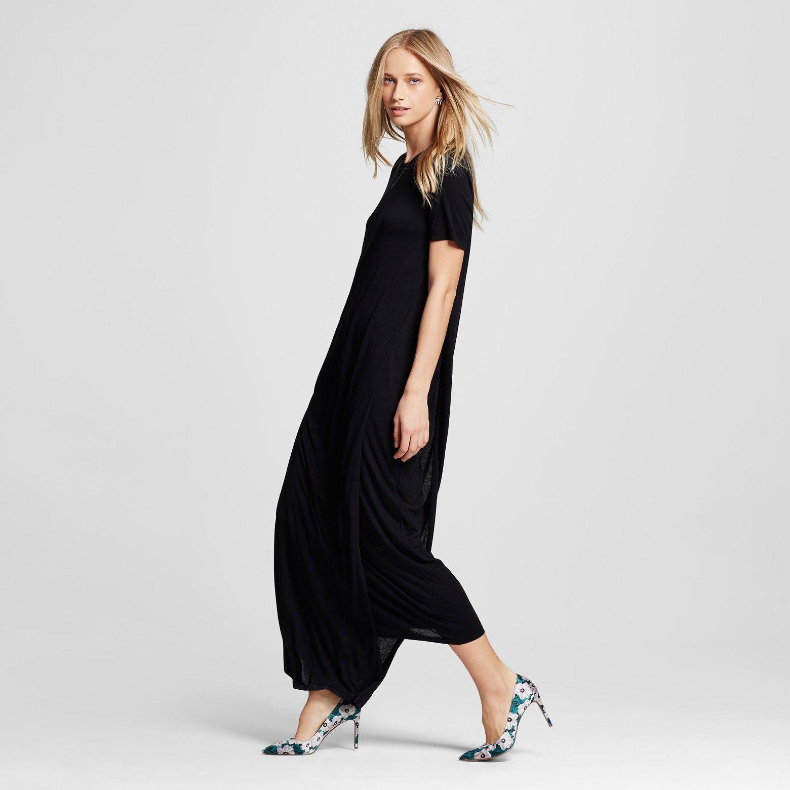 Tee Shirt Maxi Dress Target