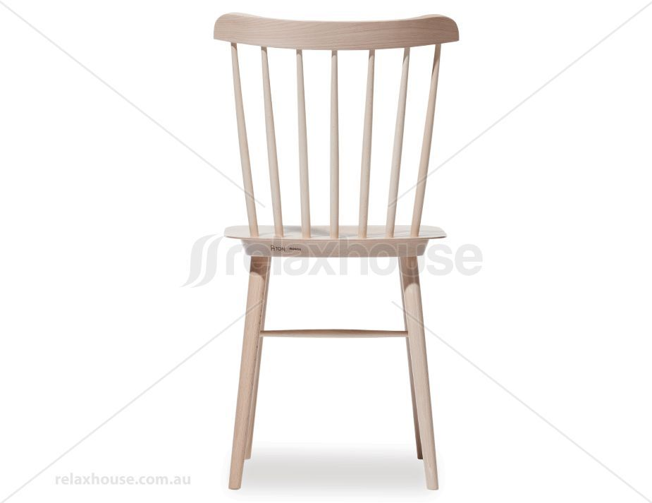 Original Ironica Beechwood Dining Chair Natural Ton Cz