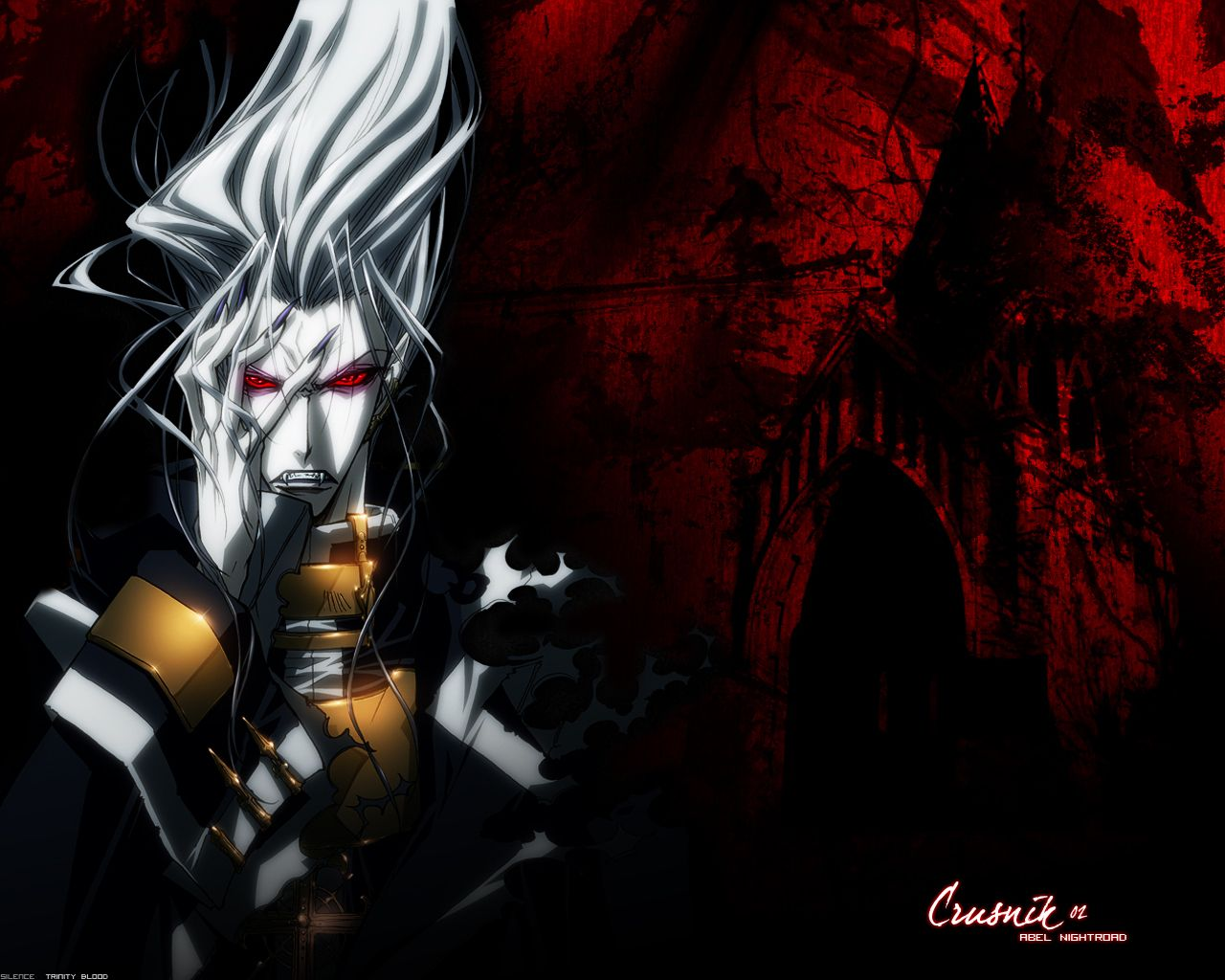 Abel trinityblood Wallpaper Trinity blood, Blood