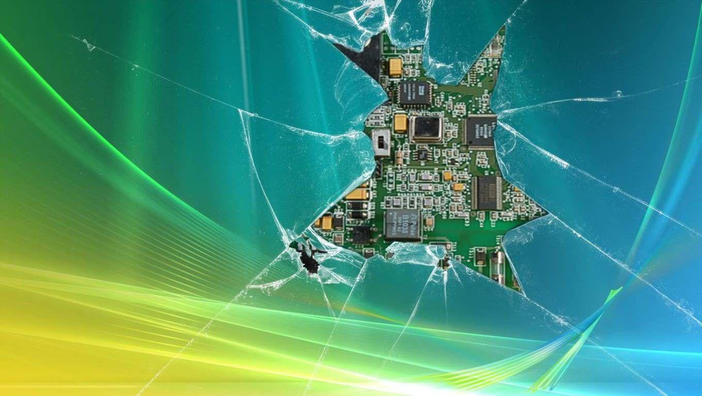 Broken Lcd Screen Wallpaper For Iphone Bch Broken Screen