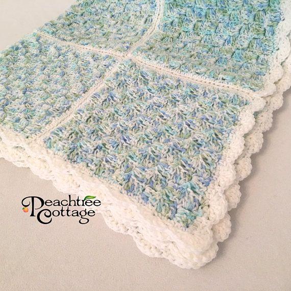 Crochet Pattern Ipson Baby Afghan Pattern Babyghan Afghan | PATURICI ...
