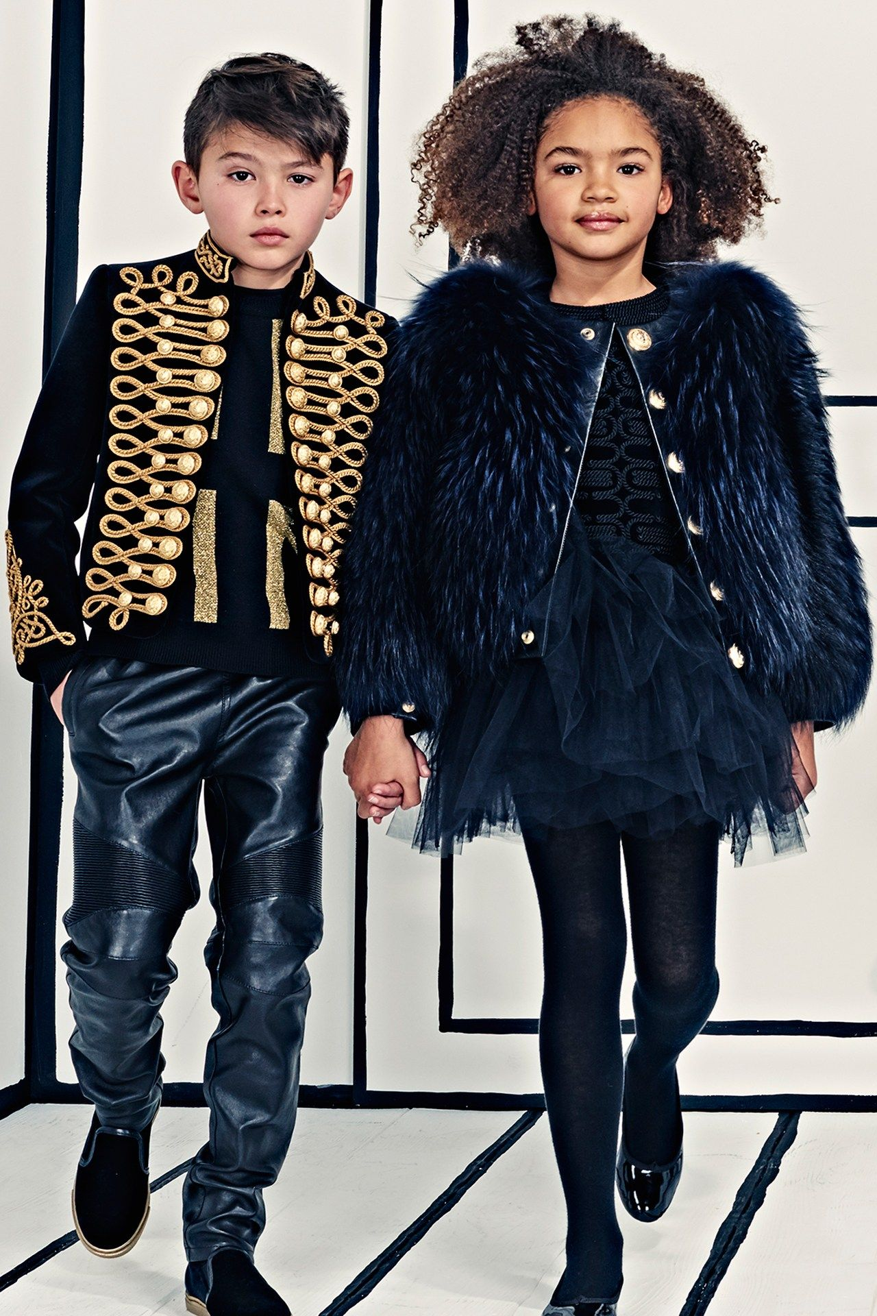 The one on the search for his biological parents, much less. FIRST LOOK: Balmain's Kids Collection | Childrenswear ...