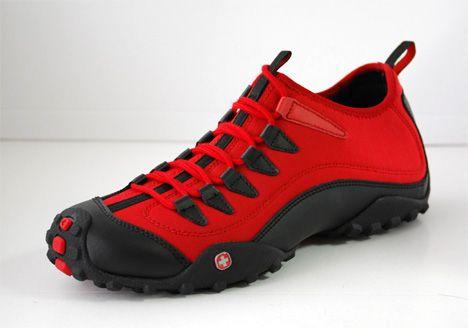 newest 62dc2 3e308 Swiss Army Shoes » Yanko Design
