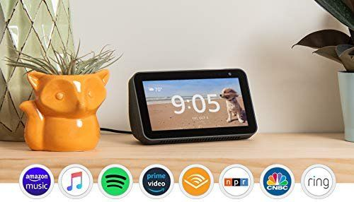 Introducing Echo Show 5 Compact smart