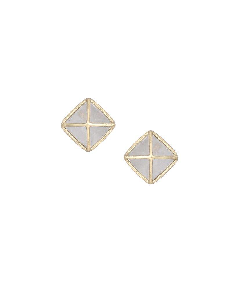 880bb46fc Bonnie Stud Earrings in Slate - Kendra Scott Jewelry | My Style ...
