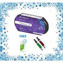eGo Cigarette Intellicig XL Christmas Starter Kit ***LIMITED EDITION*** http://www.buy-ecigarettes-online.com