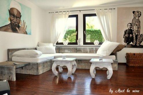 Sofa DIY   Paletten couch, Selbstgemachte couch, Wohnen