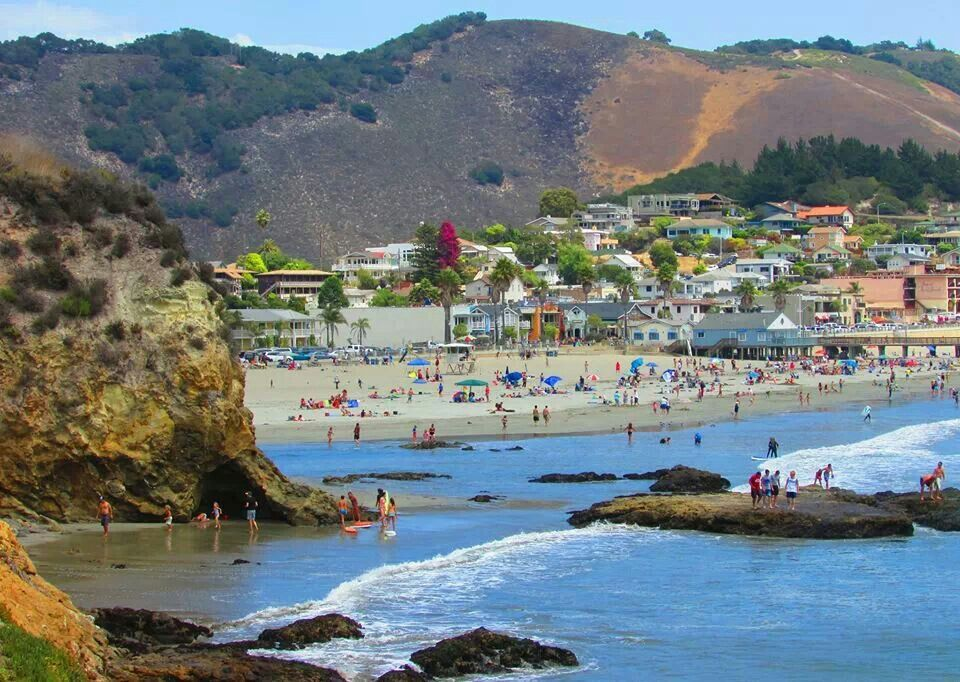 Avila Beach, San Luis Obispo, Central California Coast