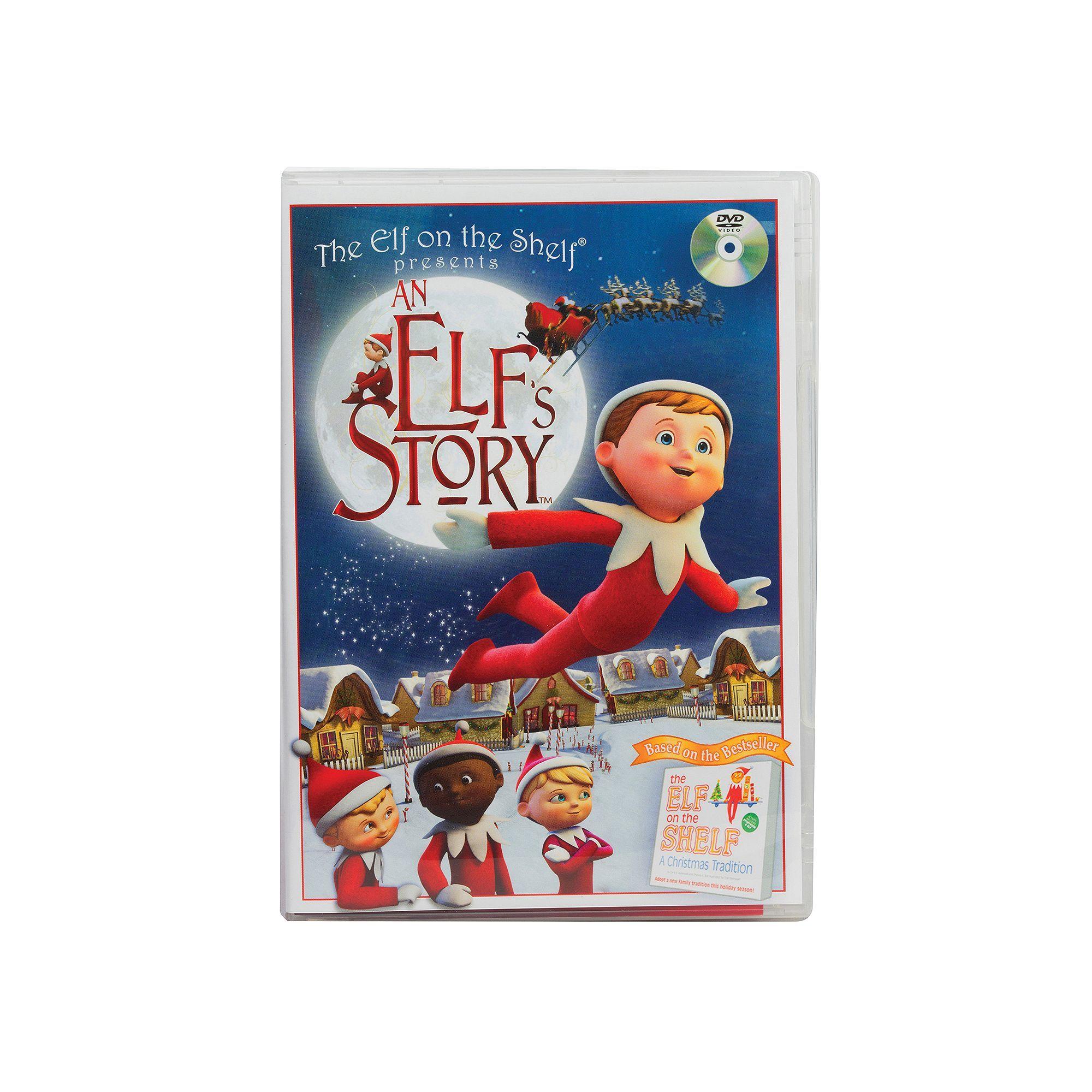 An Elf's Storyâ ¢ DVD by The Elf on the ShelfÂ