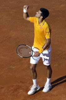 Blog Esportivo do Suíço: Djokovic vence Federer e é tetracampeão do Masters 1000 de Roma