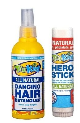 Mama to 4 Blessings - Our Homeschool Blog: TRUKID HERO STICK & DANCING DETANGLER REVIEW http://mamato3blessings.blogspot.com/2013/01/trukid-hero-stick-dancing-detangler.html#more