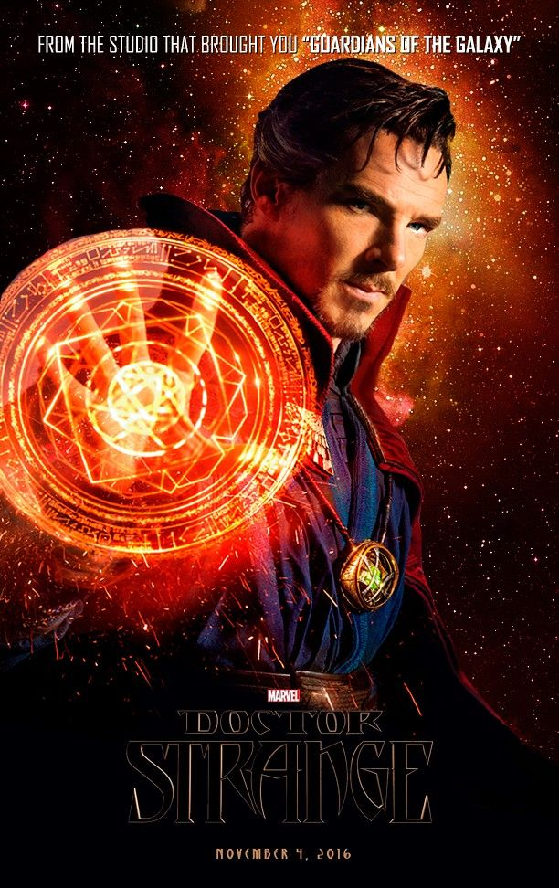 STREAMING DOCTOR STRANGE 2016 ITA HD FILM