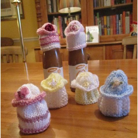 Innocent Smoothies Big Knit Hat Patterns Bonnet | Big ...