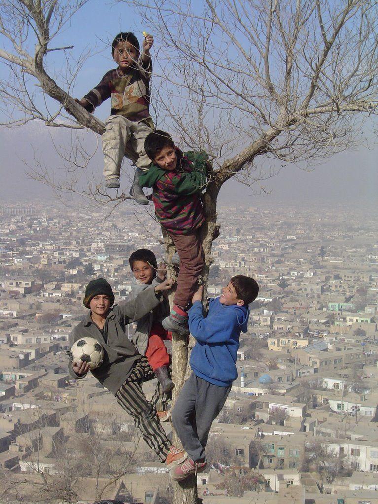 Afghani Kids Being Kids Afghanistan Beautiful Children