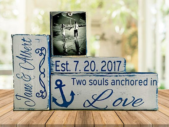 Nautical Wedding Gift For Couple Bridal Shower Gift Husband Gift Wife Gift Bride Gift Groom G Nautical Wedding Gifts Wedding Gifts For Couples Nautical Wedding