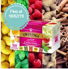 Diventa tester infuso collection Twinings con Alfemminile