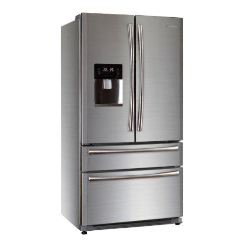 Haier HB22FWRSSAA frigo américain Haier https://www.amazon.fr/dp ...