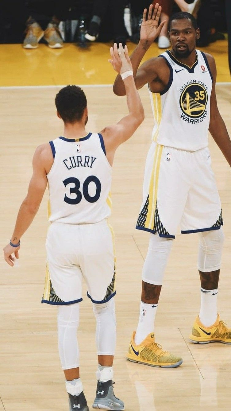 Stephen Curry And Kevin Durant Wallpaper Baloncesto