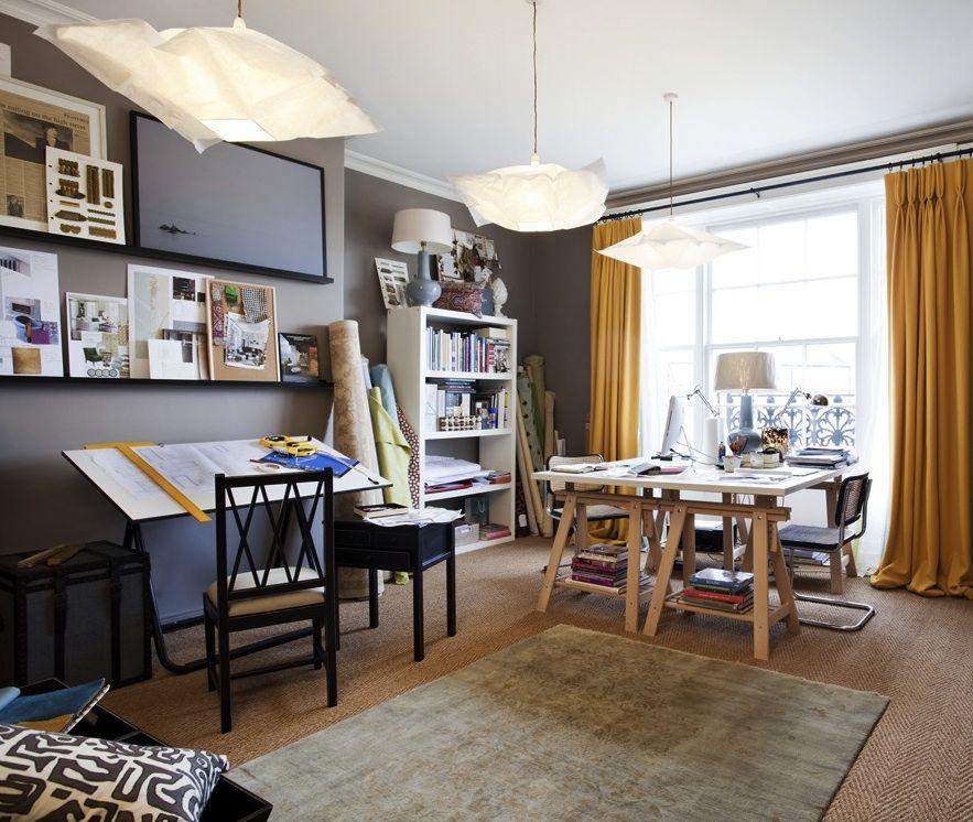 Best My Office Walls Charleston Grey By Farrow Ball 400 x 300