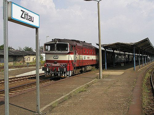 https://flic.kr/p/5uLZGH | CD 750 403 at Zittau DB 2002-08-25