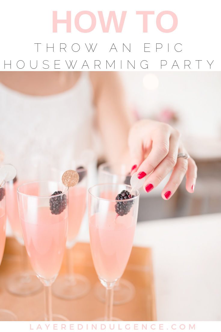 10 Easy Steps to Throwing a Housewarming Party images
