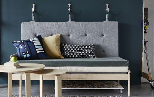 Ideias Ikea Matratzen Sofa Couch Selber Bauen Sofa Selber Bauen