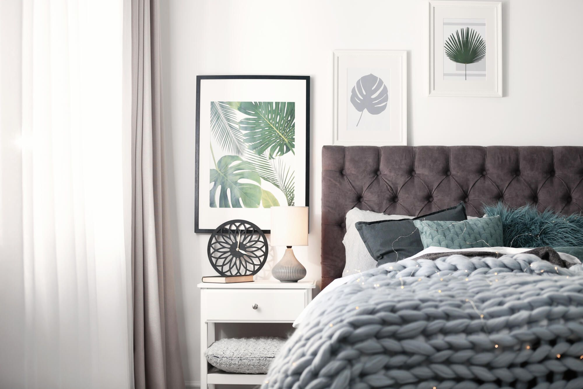 This Cozy Bedroom Decor Will Make You Want to Stay in Bed
