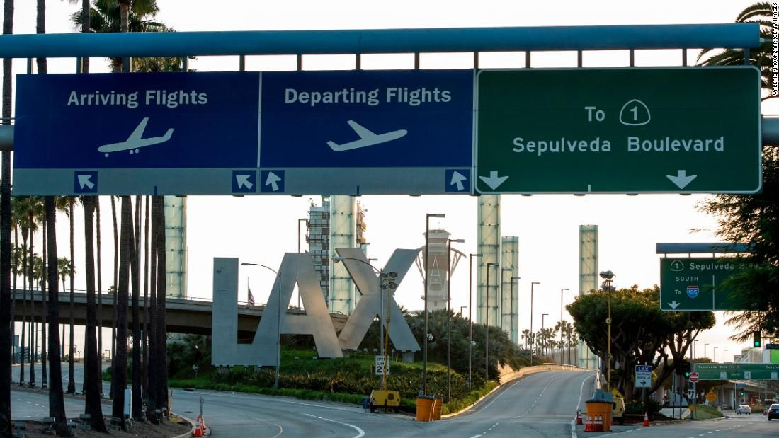 A Man Flying A Jetpack Was Reported By Pilots Above Los Angeles In 2020 Los Angeles Airport Los Angeles Sepulveda