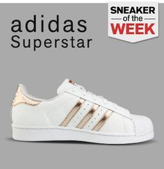 adidas superstars weiß rosegold