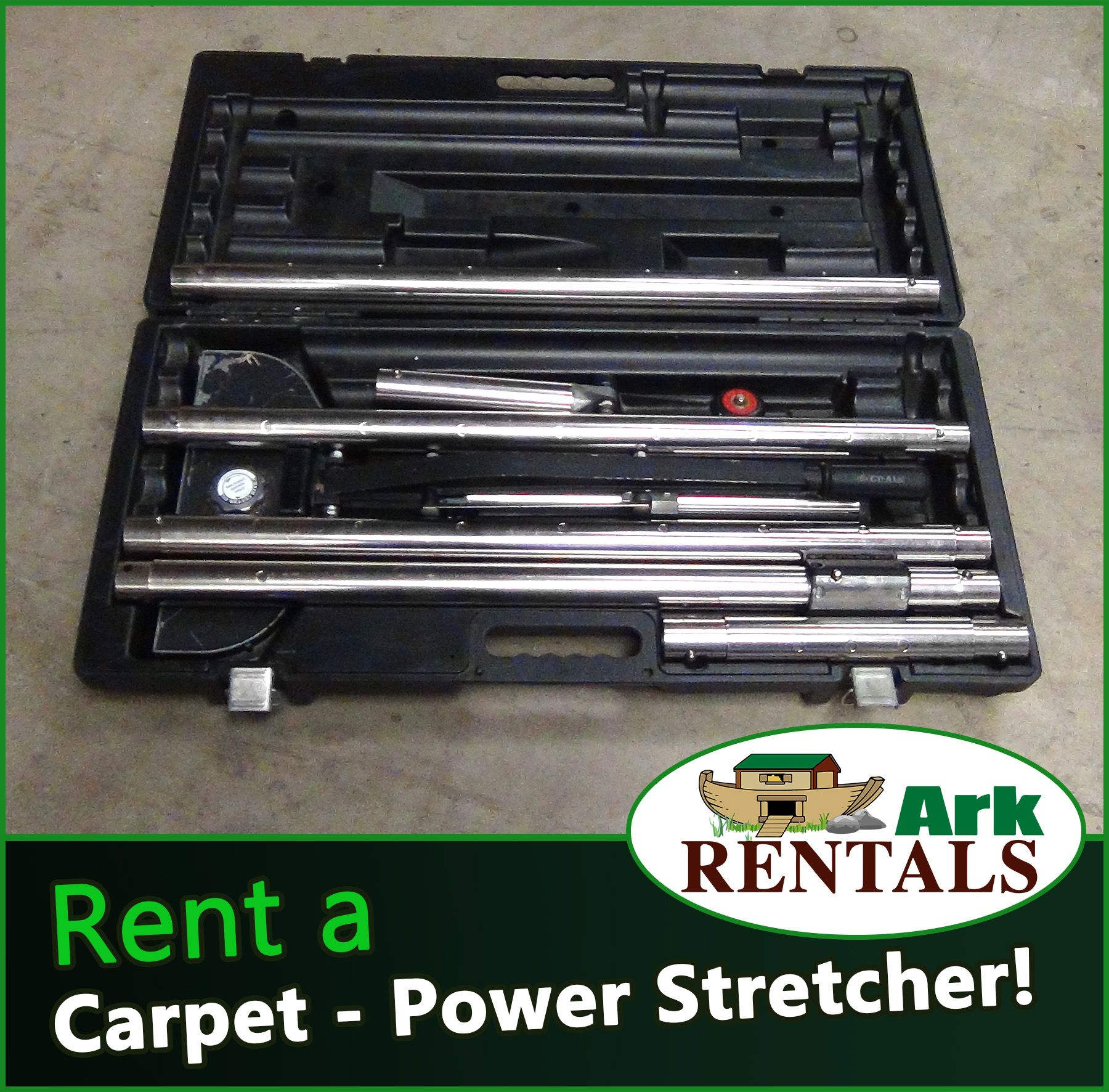Remodeling and getting NEW Carpet? Rent a Carpet - Power ...