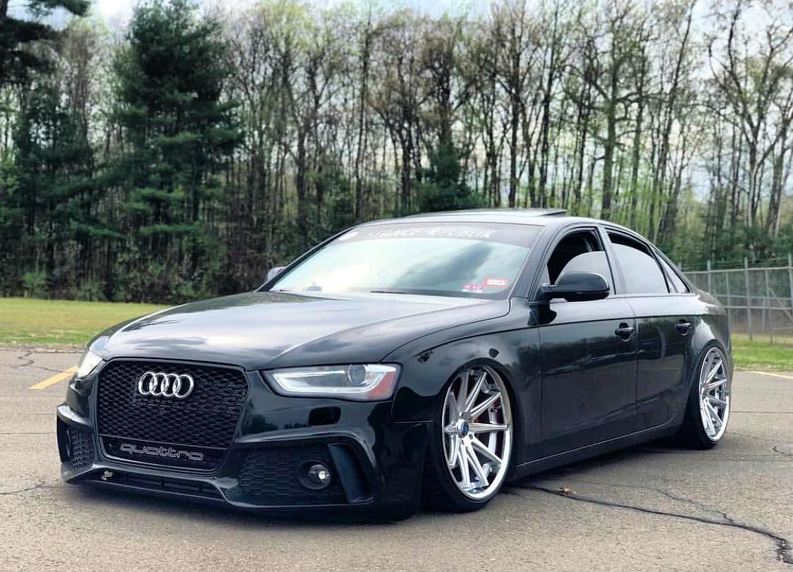 Caractere Audi A4 B8 5 Rs Style Front Bumper With Foglight Is Now Available Audi A4 Audi Full Body
