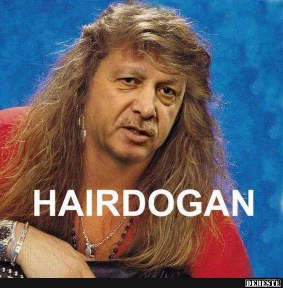 Hairdogan.   Lustige Bilder, Sprüche, Witze, echt lustig