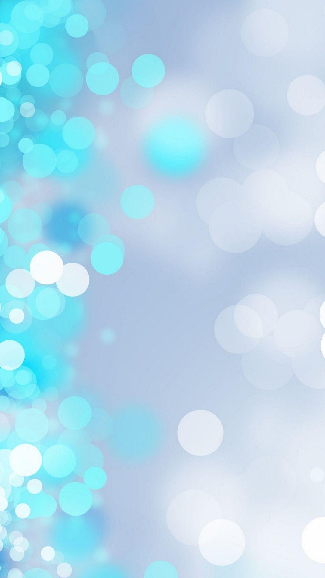 IPhone Default Wallpaper Blue