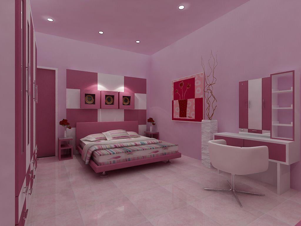 nice design kamar tidur minimalis sederhana namun elegan model