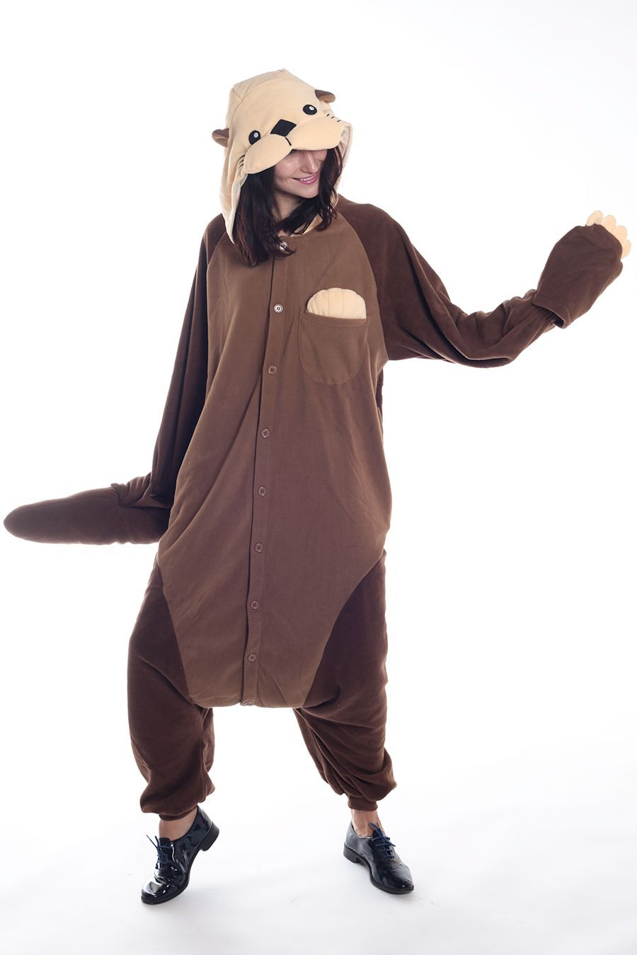 85e6a5346 Sea Otter | Otters | Otters, Onesie costumes, Sea otter