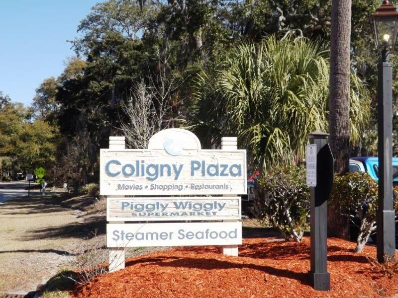 The World Famous Coligny Plaza On Hilton Head Island Sc