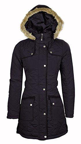 Ladies black coats size 16