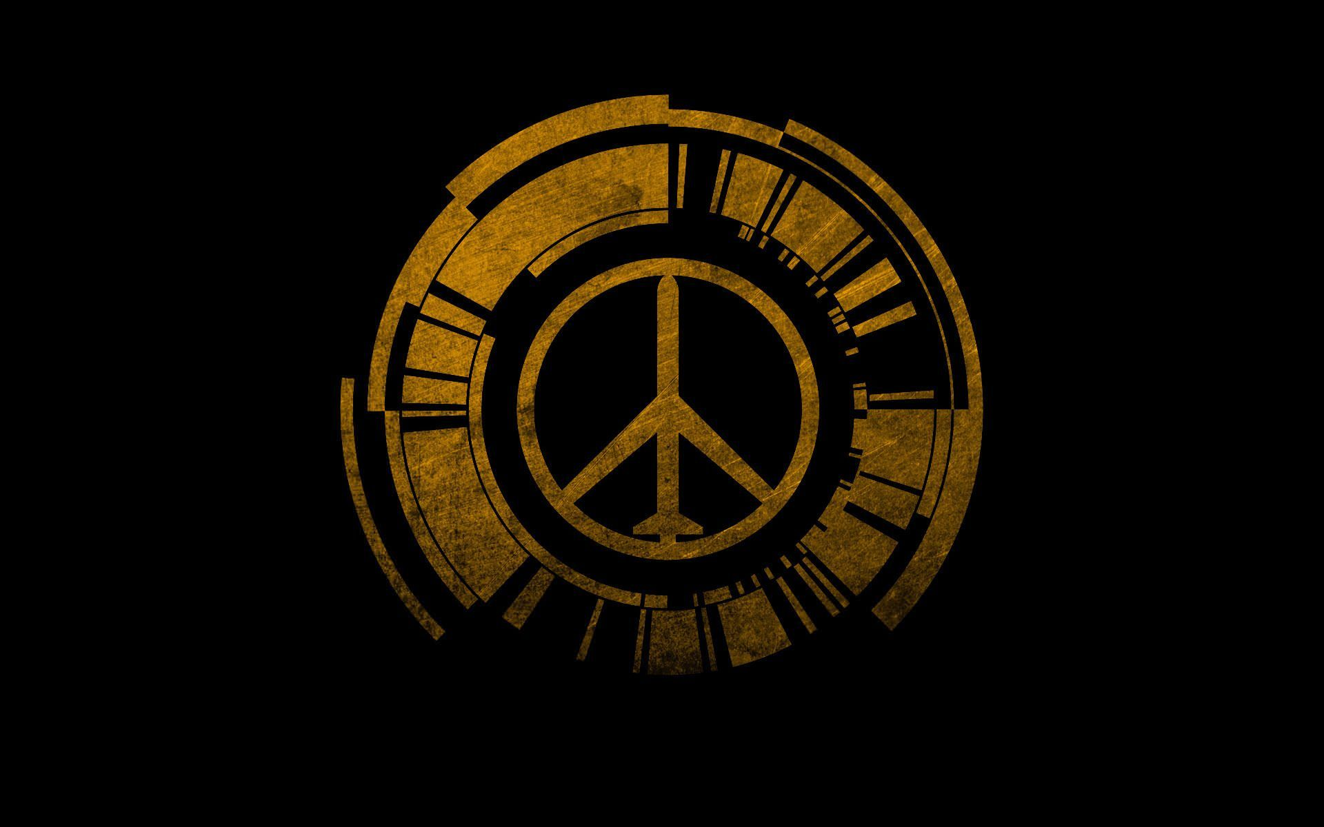 Peace Wallpaper High Definition Peace Logo Walker Logo Logo Wallpaper Hd