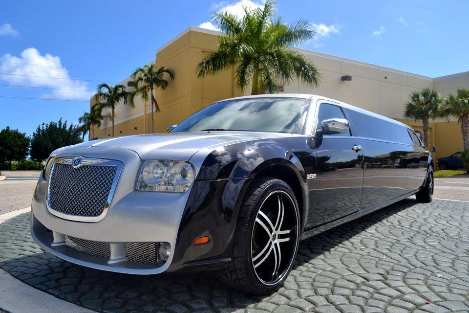 Price4limo Bentley Inspired Chrysler 300 Limo Limos