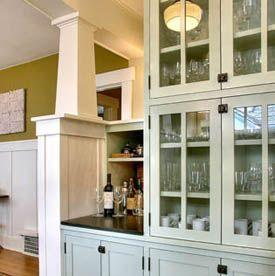 Fab idea  JAS Design Build :: Kitchen Remodels :: Craftsman Alley