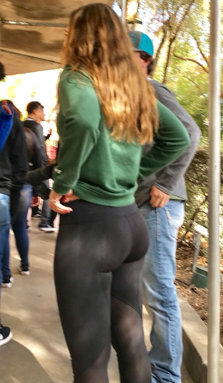 Teen Cameltoe Yoga Pants
