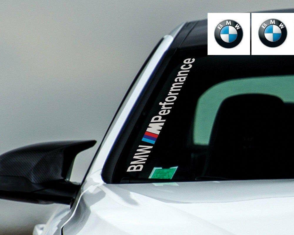 ZFXNB Performance Motorsport Metal Logo Car Sticker Emblema De Aluminio Grill Insignia para BMW E34 E36 E39 E53 E60 E90 F10 F30 M3 M5 M6 Negro Plata