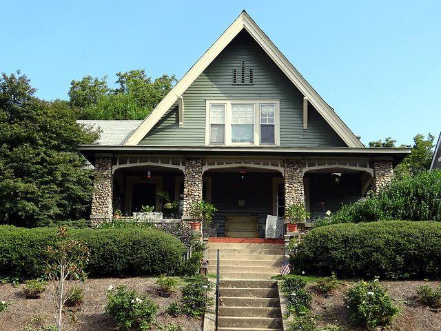 Beautiful Home Forest Park Birmingham Alabama Cottage