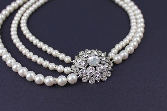 Art jewelery wedding