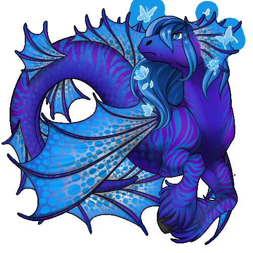 Sylesti Generator - Sea Dragon Kelpari Adult!   Sylestia