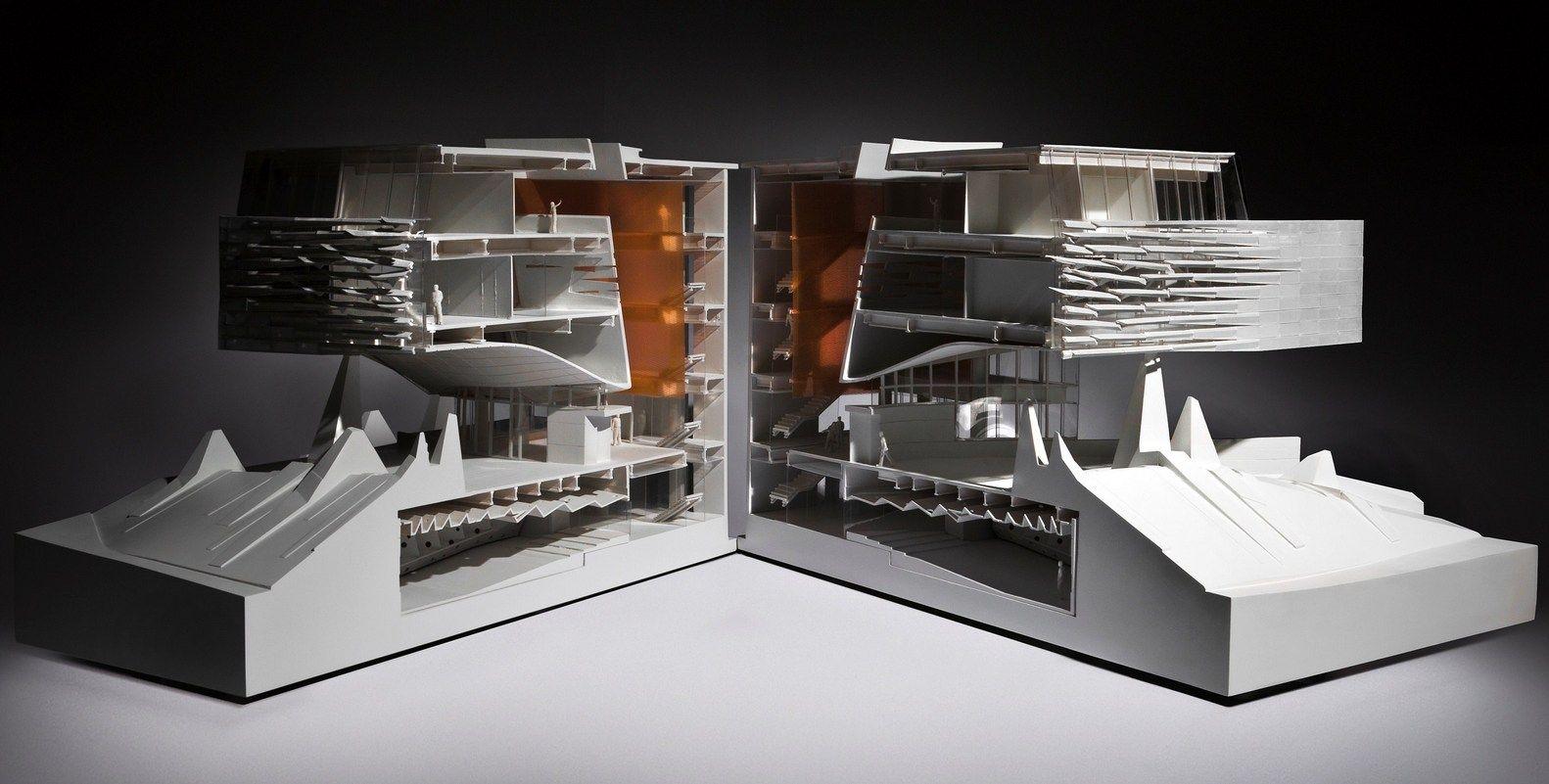 High Quality Architekturmodell, Diagramm, Kronen, Modellbau, Architektur Student,  Architektonische Modelle, Innenarchitektur, Modernes Architekturdesign, ...
