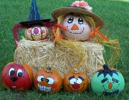40 Halloween Decorations Lightening Halloween Decorating Ideas with - funny halloween decorating ideas