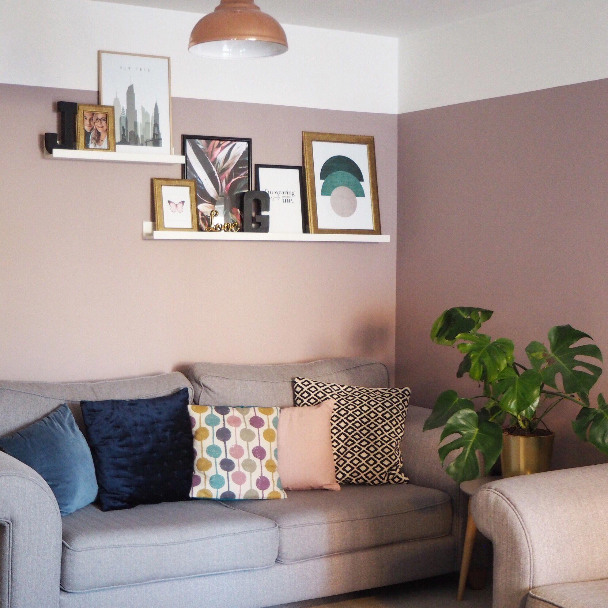 Key: 8581352684   Pink living room, Living room color ...