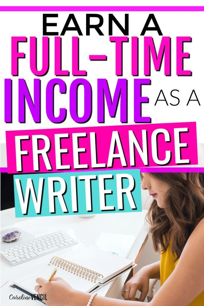 Part Time Jobs For Stay At Home Mom: How To Make Money As A Freelance Writer