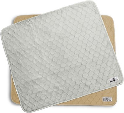 Pet Parents Washable Dog Pee Pads, 2 pack, 34 x 36 in